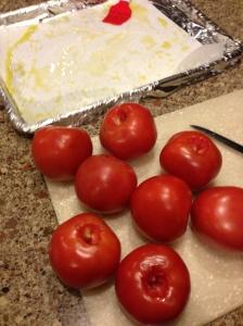 Roasted tomatoes 1