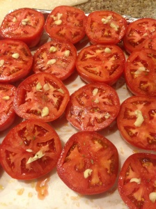 Roasted tomatoes 2