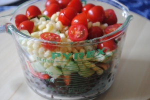 Bean and Vegetable Salad 2