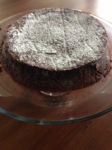 Chocolate Bourban Cake