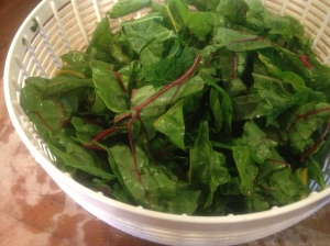 swiss chard with pine nuts and raisins_0