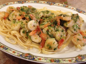 Shrimp scampi_6