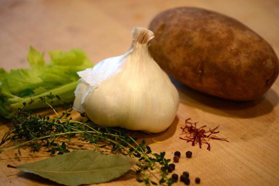 garlic soup ing