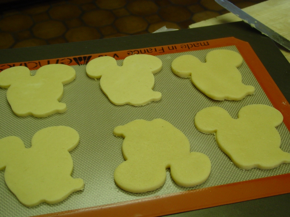 large cutout cookies