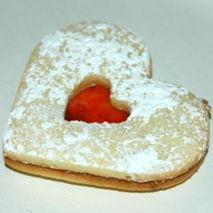 linzerheart cookies 1