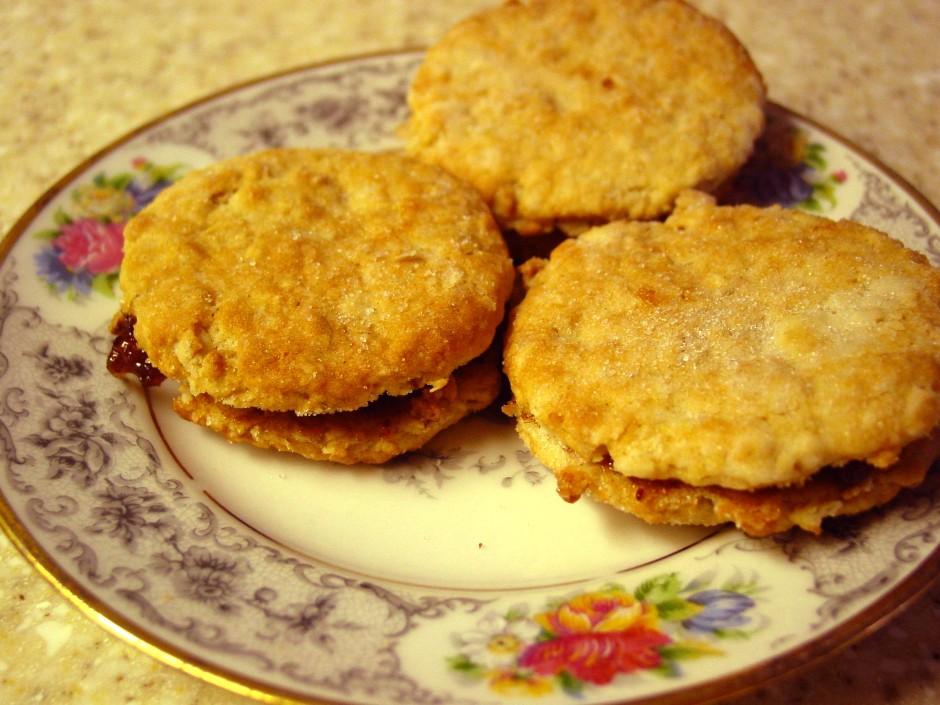 date sand cookies