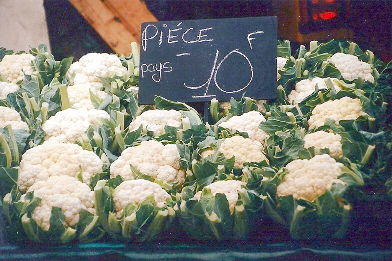 cauliflower in Brittany-1
