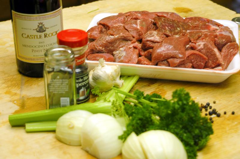 Stew - daube provençal-1