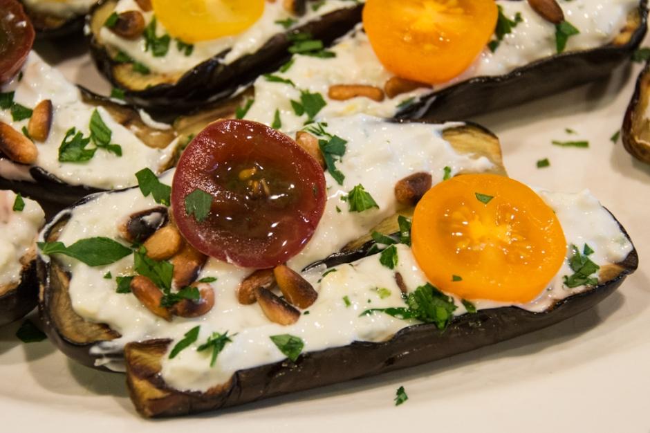 charrled-eggplant